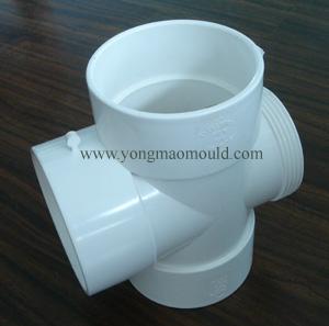 U-PVC fitting