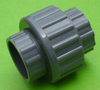 U-PVC-check valve