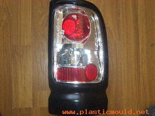 rear tail lamp mould