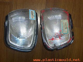 front headlight mold