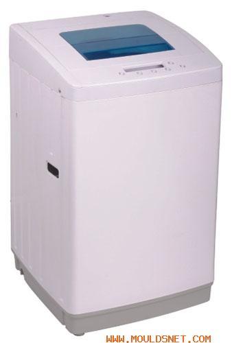 automatic washing machine mould 3