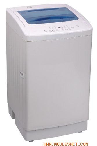 automatic washing machine mould 4
