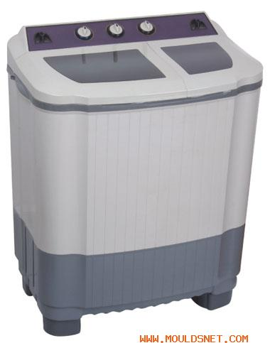 washing machine molding