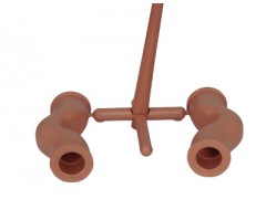 making pipe fitting molds