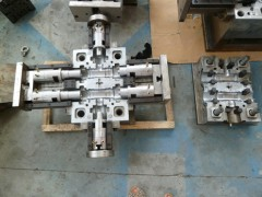 drainage pipe fitting mould