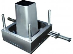 Commodities dustbin mould injectin moulding