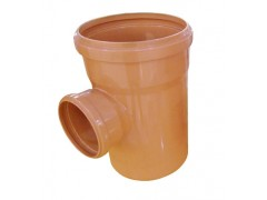 PVC plastic injection pipe fitting mould