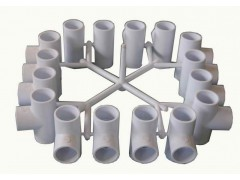 make pipe fitting moulds