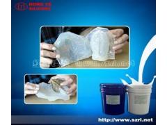 Platinum cured silicone rubber