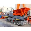 mobile crushing machin