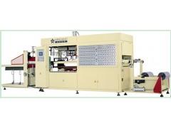 High Speed Plastic Vacuum Forming Machine