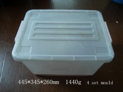second hand mould,  stock container  mould,storage container