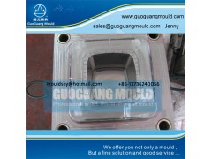 B022 thin wall bucket mould