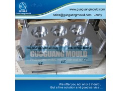 C020 thin wall cup mould