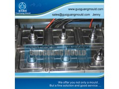 C021 thin wall cup mould