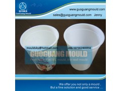 C040 thin wall cup mould