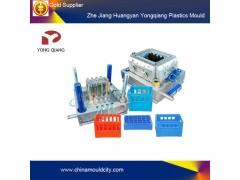 plastic shopping basket mould, plastic mould