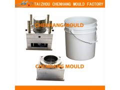 injection paint bucket mould