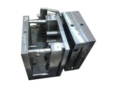 Plastic Injection Mold, Suitable for Dual-injection
