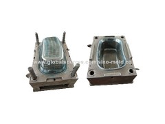 Injection Molds fo Baby Tub Basins, with Good Design,