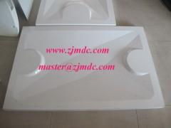 BMC water tank plate mould