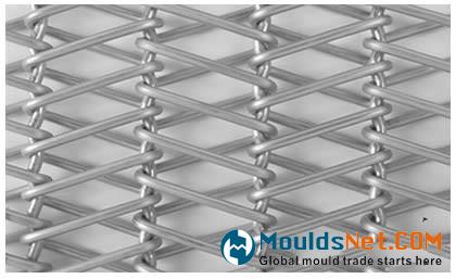 A double balanced weave co<em></em>nveyor belts