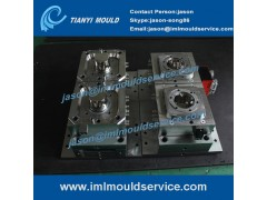 thin wall injection molded