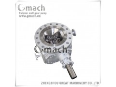 extruder  melt gear pump