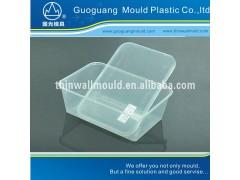 plastic rectangular container