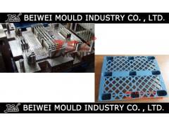 Pallet plastic injection mould