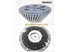 Aluminum Die Casting Fan/Lamp