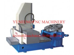 segmented tire mold machinery