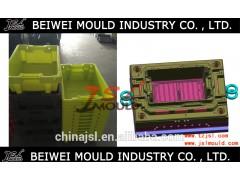 plastic fish crate mould