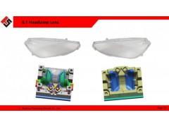 automotive mold headlamp lens