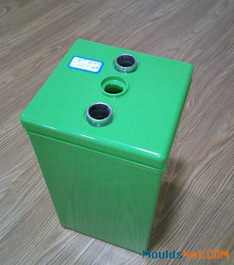Green Co<em></em>ntainer High Temperature