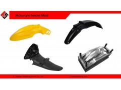 motrocycle fender plastic mold