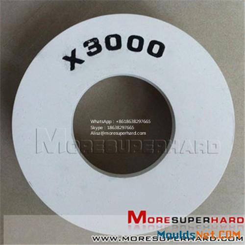X3000 , X5000, 10S cerium polishing wheel Alisa2moresuperhard.com