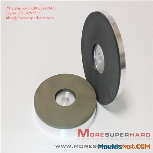 CBN resin bond grinding disc processing tool steel Alisa@moresuperhard.com (8)