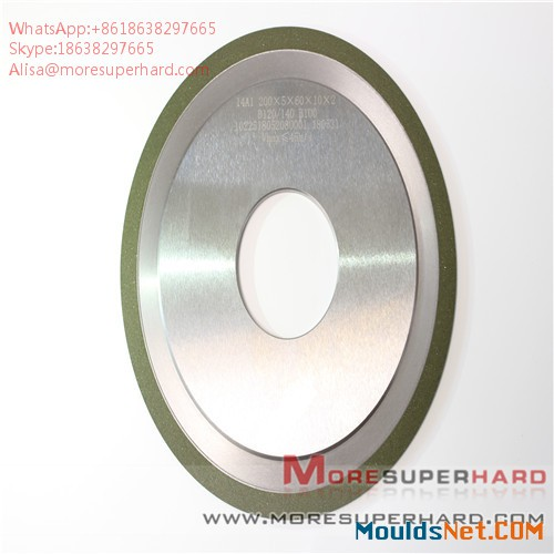 Resin diamond and CBN mixed bond grinding wheel Alisa@moresuperhard.com (9)