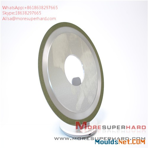 Resin diamond and CBN mixed bond grinding wheel Alisa@moresuperhard.com (2)