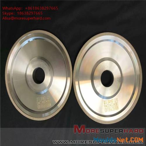 Grinding wheel with me<em></em>tal binders to process hard alloy Alisa@moresuperhard.com01