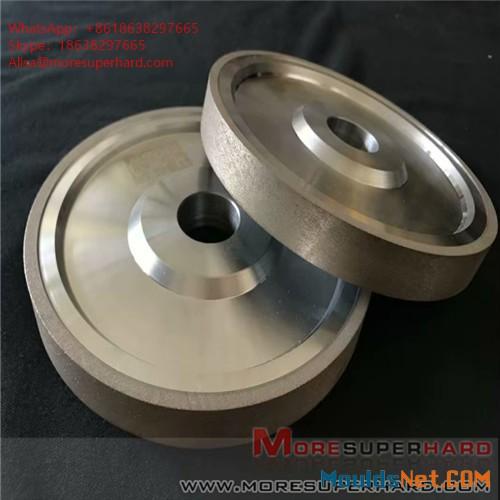 Grinding wheel with me<em></em>tal binders to process hard alloy Alisa@moresuperhard.com02