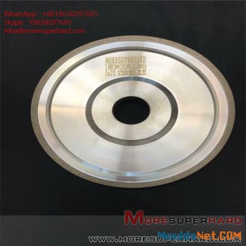 Grinding wheel with me<em></em>tal binders to process hard alloy Alisa@moresuperhard.com07