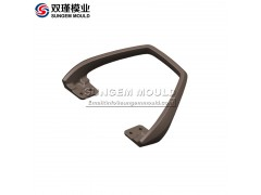 Electric scooter handle mould