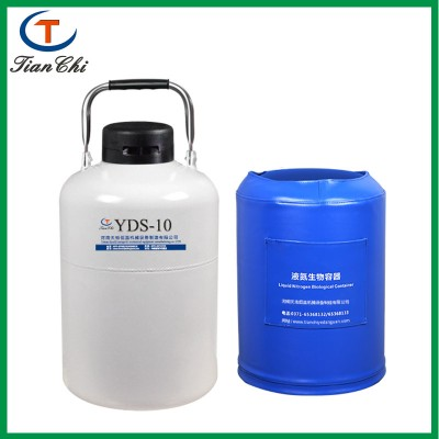 10 liter dry ice tank