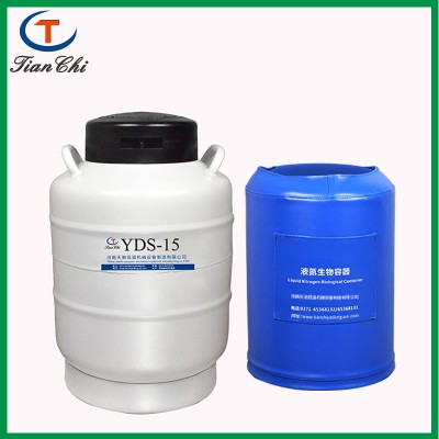 15 liter dry ice tank