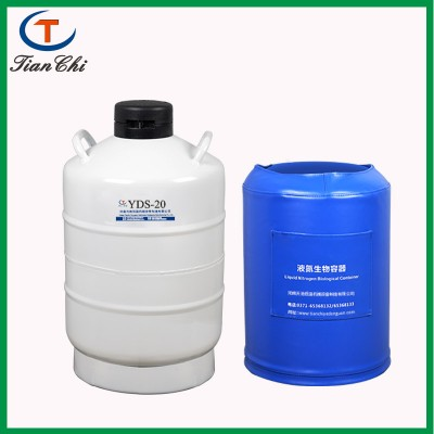 20 liter dry ice tank
