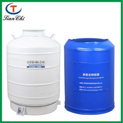 80 liters dry ice tank